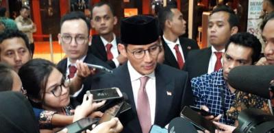 Kenal Baik, Sandiaga Sebut Nadiem Makarim Layak Jadi Menteri