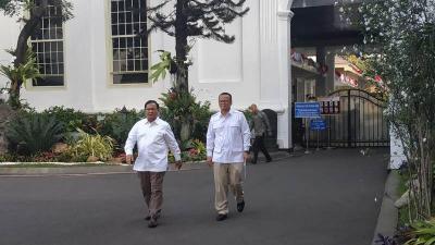 Menerka Menteri-Menteri Jokowi, dari Prabowo hingga Nadiem Makarim
