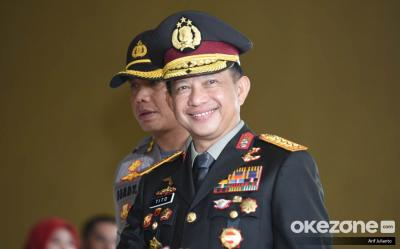 Tito Karnavian Jadi Menteri? Polri: Kita Tunggu Kabar Selanjutnya