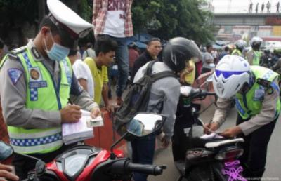 Polda Metro Gelar Operasi Zebra Jaya 2019, Main HP hingga Lawan Arus Jadi Sasaran