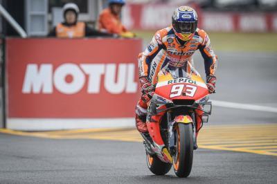Bicara Tentang Masa Depan Marquez, Bos Honda: Kami Ingin Dia Pensiun di Sini!