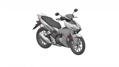 Honda Siapkan Motor Underbone 150 Gunakan Platform Supra GTR150