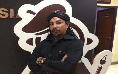 Demi HUT MNCTV, Master Limbad Berkolaborasi dengan Fire Dancer