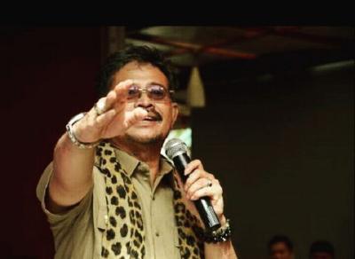 4 Gaya Nyentrik Syahrul Yasin Limpo, Calon Menteri Kabinet Kerja Jilid II
