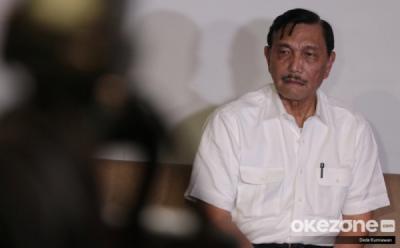 Perubahan Nomenklatur: Kemenko Maritim dan Investasi, BKPM Diawasi Luhut