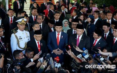 Apakah Seluruh Partai Koalisi Jokowi Dapat Jatah Menteri? Ini Prediksinya