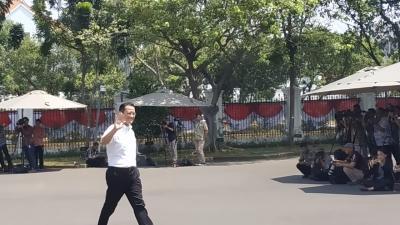 Juliari Batubara Jadi Kader PDIP Pertama yang Dipanggil Jokowi ke Istana