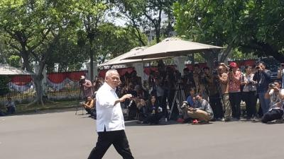 Suharso Monoarfa & Basuki Hadimuljono Dipanggil Jokowi ke Istana