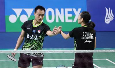Singkirkan Wakil Jepang, Hafiz Gloria ke 16 Besar Prancis Open 2019