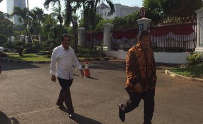 Tugas Belum Selesai, Sofyan Djalil Kembali Jadi Menteri ATR BPN
