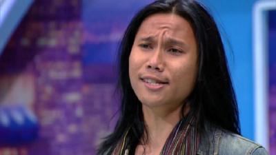 Peserta Mirip Anang Bikin Juri Terpingkal di Indonesian Idol 2019