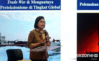 Sri Mulyani Siap Pacu SDM Indonesia