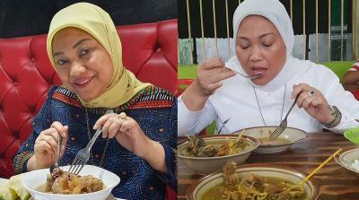 Intip 5 Gaya Kulineran Menteri Ida Fauziyah, Bikin Ngiler!