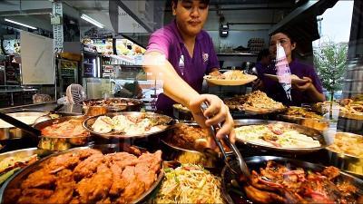 Singapura Jadi Kota Terbaik di Dunia untuk Menikmati Street Food