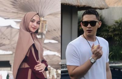 Citra Kirana Pakai Gaun Pengantin, Rezky Aditya: Punya Gue!
