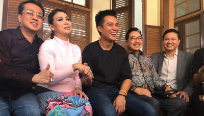 Baim Wong Berdamai dengan QQ Production