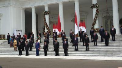 Tanggapan Relawan Jokowi Terkait Kabinet Indonesia Maju