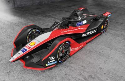 Bocoran Mobil Balap Formula E Milik Nissan yang Siap Tampil di Jakarta
