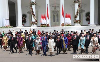 Jokowi Akui 5 Tahun Lalu Ada Beberapa Menteri yang Tidak Paham Visi Misi Presiden