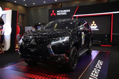 Target Mitsubishi Mampu Jual 260 Unit Mobil di GIIAS Medan