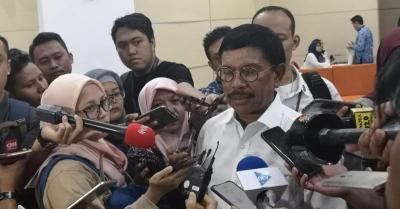 Menkominfo Johnny Dorong Smart City untuk Ibu Kota Baru