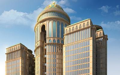 Begini Megahnya Hotel di Makkah dengan 10 Ribu Kamar