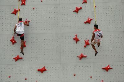 IFSC Jadi Ajang Matangkan Mental Atlet Panjat Tebing Indonesia