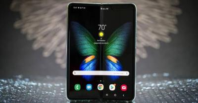 Samsung Galaxy Fold Rambah Pasar Ponsel di China