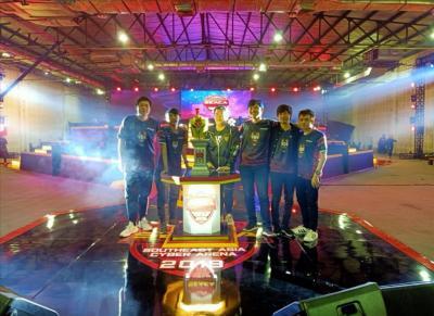 Alter Ego Juara Turnamen Dota 2 di Grand Final SEACA 2019