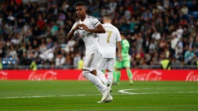 Thiago Silva Berharap Zidane Tak Mainkan Rodrygo saat Madrid Hadapi PSG
