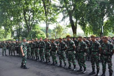 TNI Ajak Masyarakat Bersatu Hadapi Ancaman Perpecahan