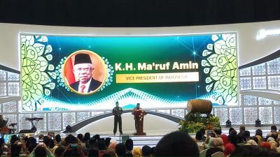 Wapres: Peran Ekonomi dan Keuangan Syariah Masih Jauh dari Konvensional