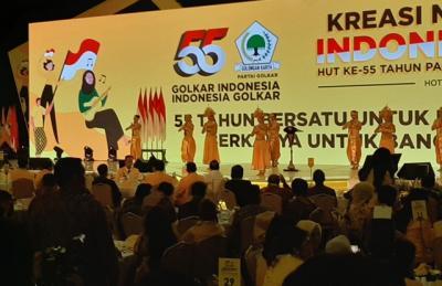 Munas Golkar Diyakini Musyawarah Mufakat, Airlangga & Bamsoet Harus Tetap Disatukan