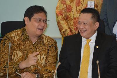 Ketua DPP Golkar: Bamsoet Orang Baik, tapi Airlangga Lebih Tepat