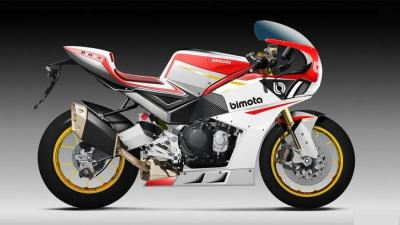 Luncurkan Motor Baru, Produsen Motor Ini Gunakan Mesin Kawasaki Ninja 1000