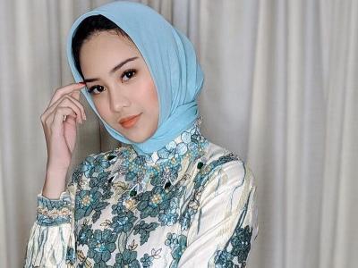 Pesona Anya Geraldine Berhijab, Netizen Rebutan Ingin Nikahin