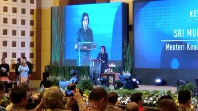 Soal Keuangan Syariah, Sri Mulyani: Indonesia Akan Belajar dari Malaysia