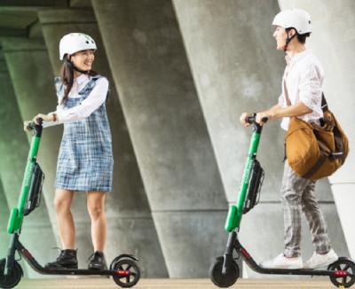 Regulasi Skuter Listrik Terbit Desember, Grab: Sepeda Bisa Lewat, Grab Wheels Juga Bisa