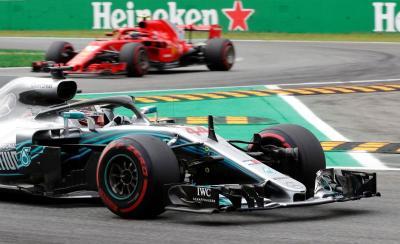 Jadwal F1 GP Brasil 2019