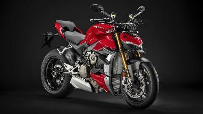 Tampil Menawan, Ducati Streetfighter V4 Jadi Motor Favorit di EICMA 2019