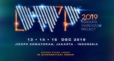 Kembali ke Jakarta, DWP 11 Hadirkan Cavin Harris hingga Martin Garrix