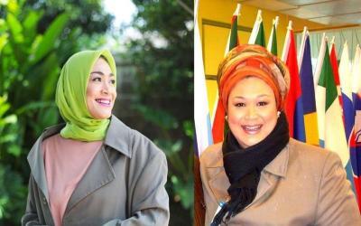 Turun 90 Kg, Sosok Dewi Hughes Bikin Tukul Arwana Kaget