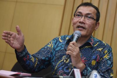 Polemik Batasan Usia Pimpinan KPK, Saut: Tanya yang Buat Undang-Undang