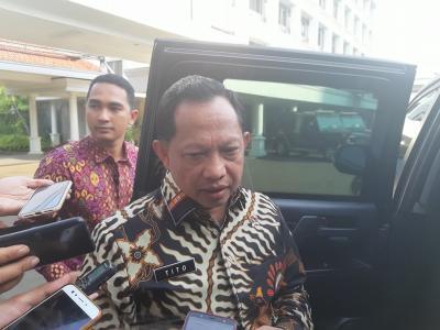 Ma'ruf Amin Kumpulkan Menteri dan Kepala BNPT Bahas Strategi Berantas Terorisme