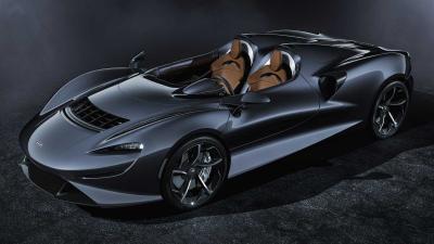 McLaren Bikin Supercar Klasik, Harga Rp23 Miliar Tanpa Atap & Jendela