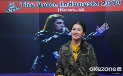 Jadi Peserta The Voice Indonesia, Vionita Senang Dinyinyiri Netizen