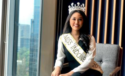 Menuju Miss World 2019, Ini 5 Program Beauty With a Purpose Princess Megonondo