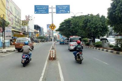 Pedagang Keluhkan Wacana Jalan Berbayar di Margonda Depok
