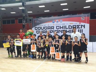 Cougar Children Championship III 2019 Capai Puncak, Ini Daftar Pemenangnya