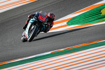 Hasil Kualifikasi MotoGP Valencia 2019